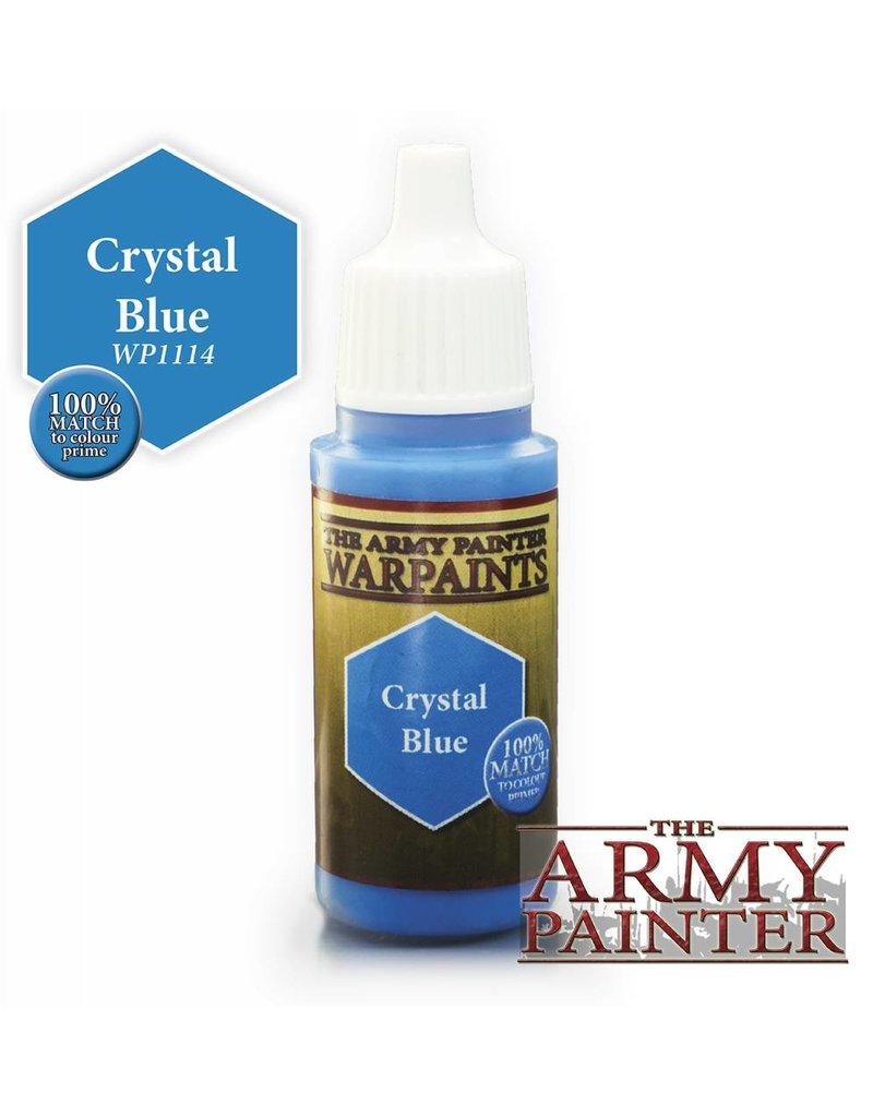 The Army Painter Warpaint - Crystal Blue - 18ml