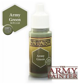 The Army Painter Warpaint - Army Green