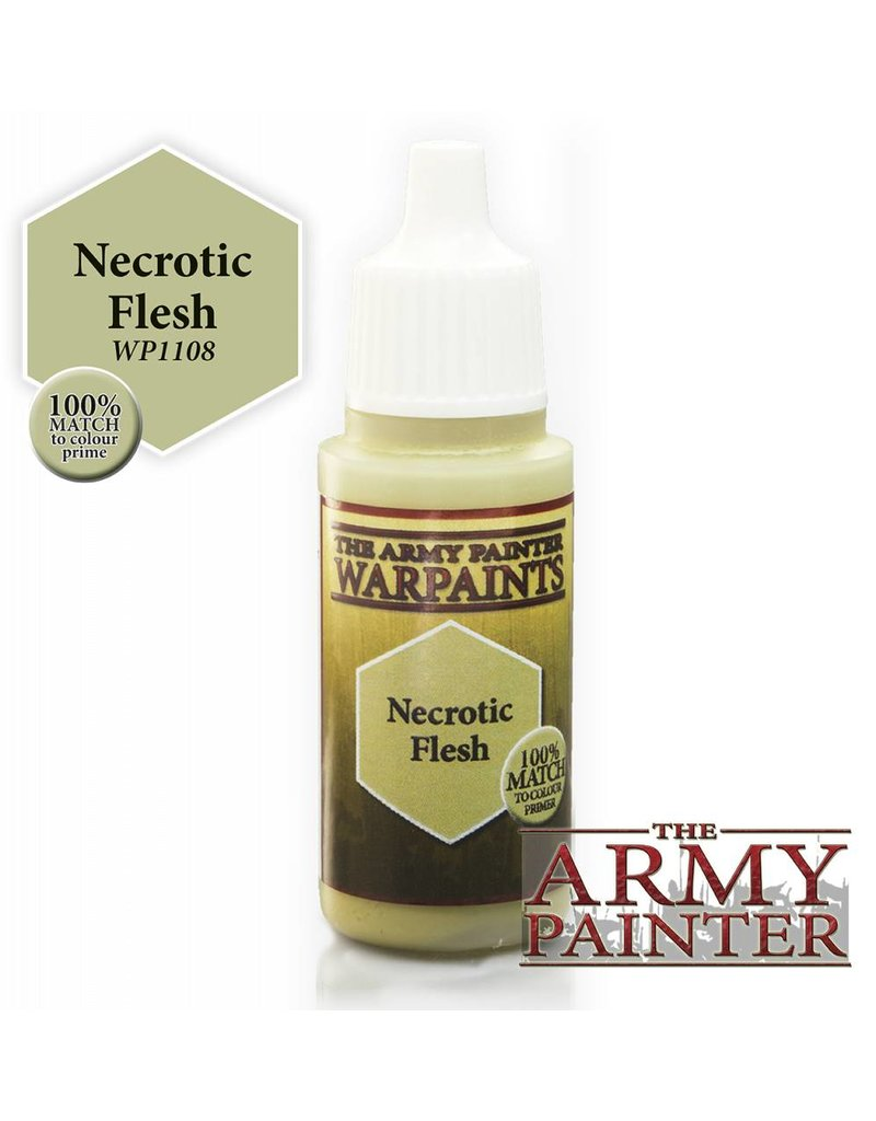 The Army Painter Warpaint - Necrotic Flesh - 18ml