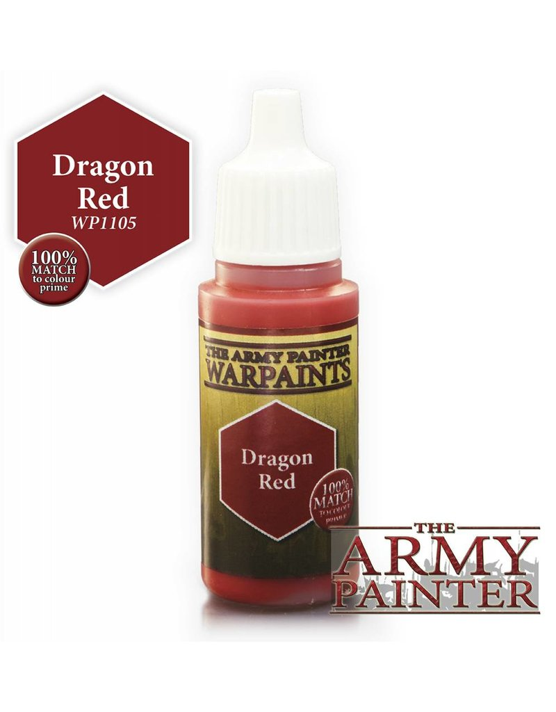 The Army Painter Warpaint - Dragon Red