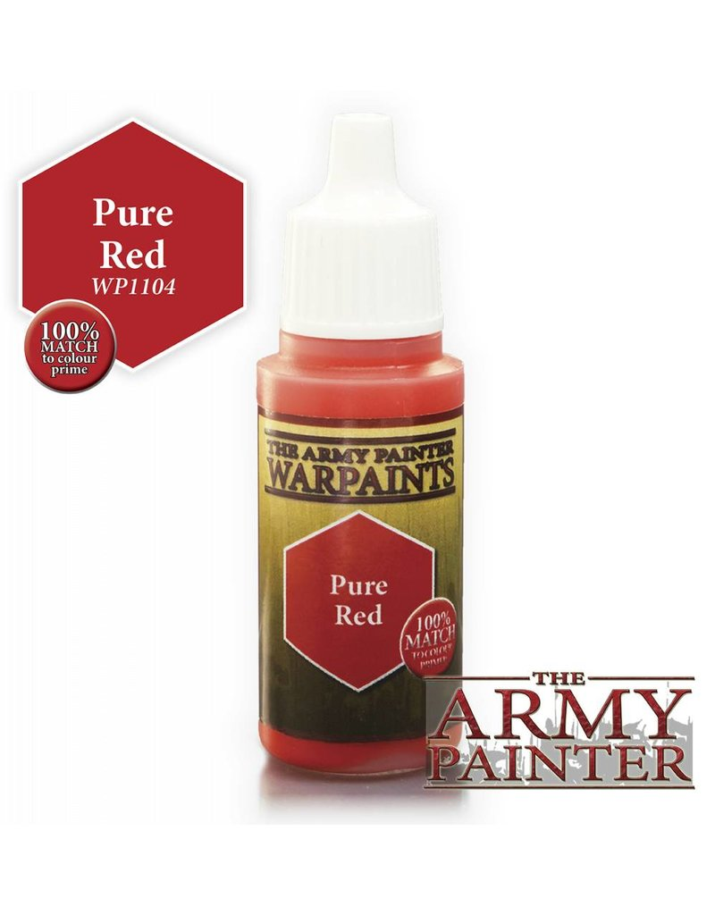 The Army Painter Warpaint - Pure Red