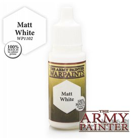 The Army Painter Warpaint - Matt White