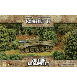 Warlord Games Cromwell with Tesla Cannon