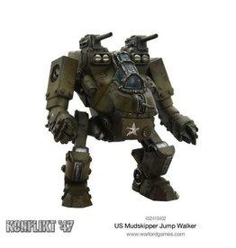 Warlord Games US Mudskipper Jump Walker