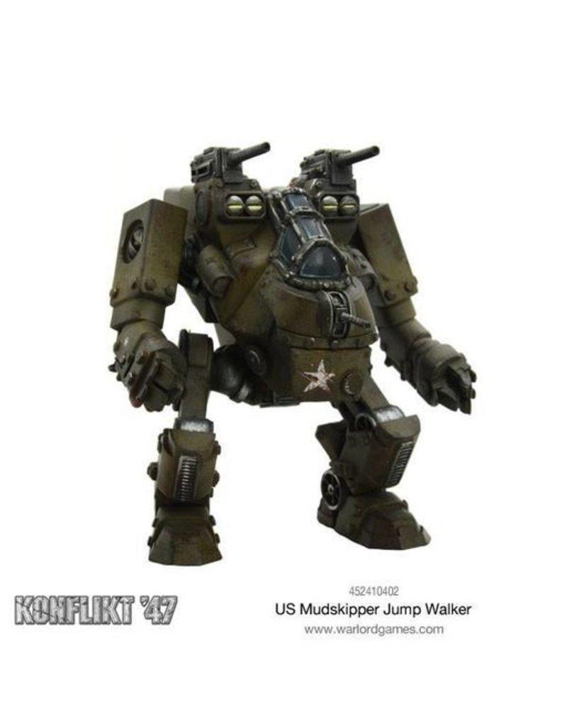 Warlord Games US Army Mudskipper Jump Walker