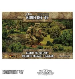 Warlord Games Allied Grizzly Medium Walker