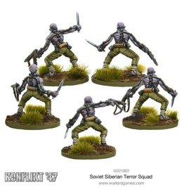 Warlord Games Siberian Terror Squad