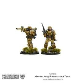 Warlord Games German Heavy Panzerschreck team