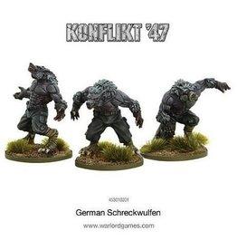 Warlord Games German Shreckwulfen