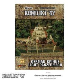Warlord Games German Spinne Light Panzermech