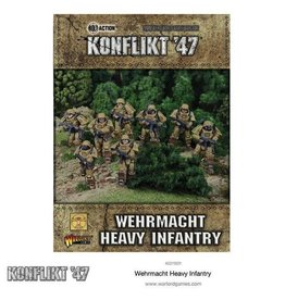 Warlord Games German Heavy Infantry