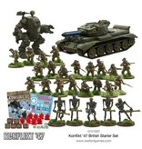 Warlord Games British Konflikt 47 Starter Set