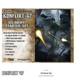 Warlord Games US Army Konflikt '47 Starter Set