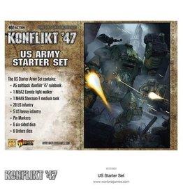 Warlord Games US Konflikt '47 Starter Set