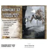 Warlord Games German Konflikt '47 Starter Set