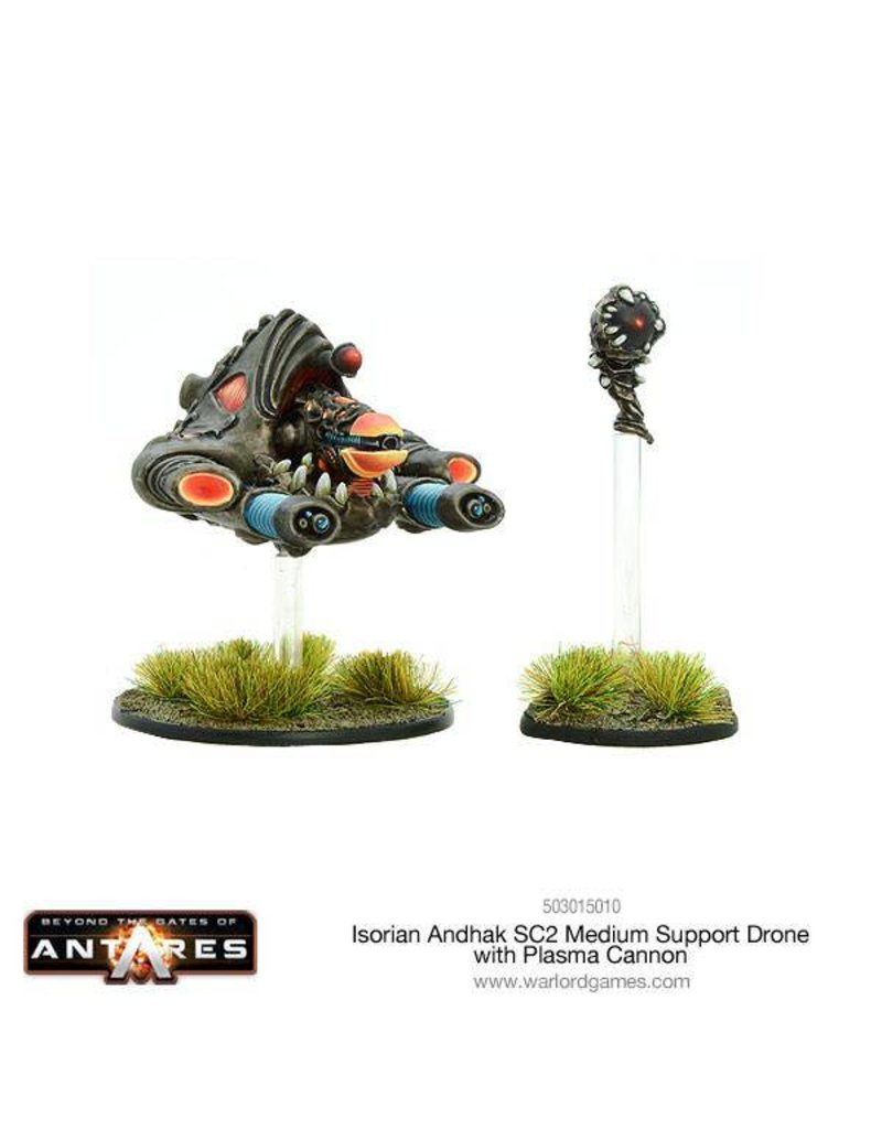 Warlord Games Isorian Andhac Plasma Drone