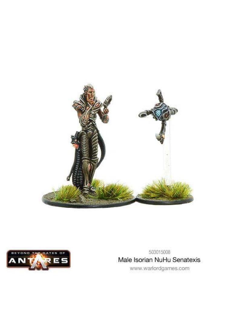Warlord Games Isorian NuHu Male