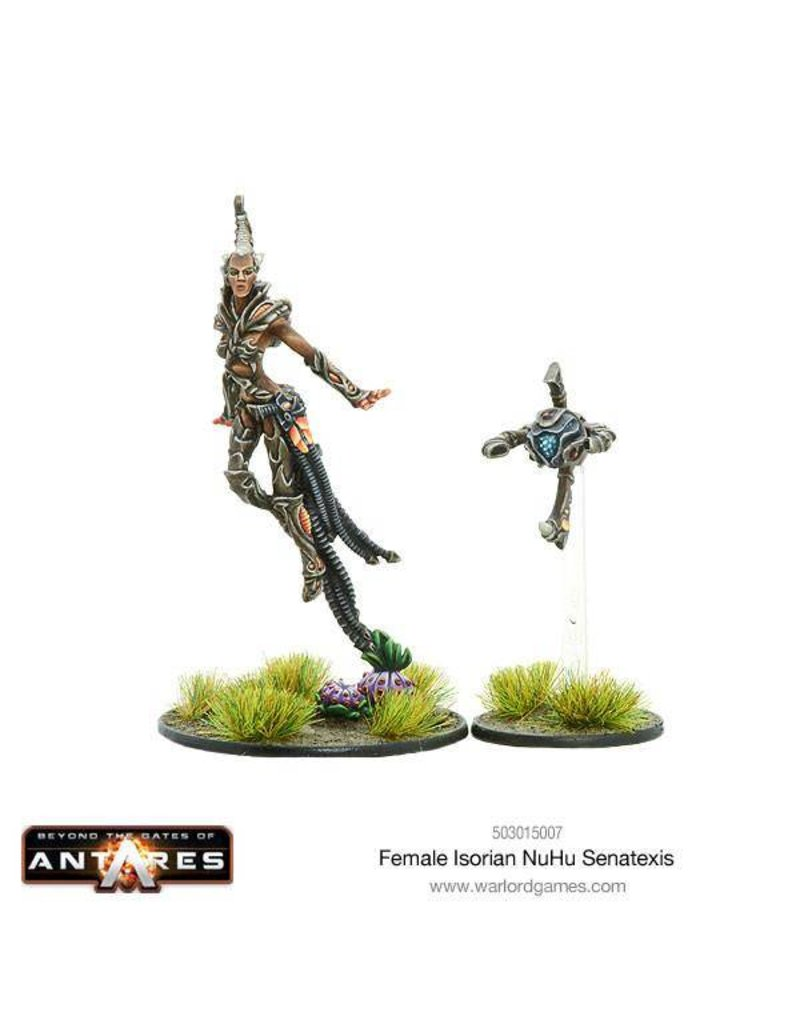 Warlord Games Isorian NuHu Female