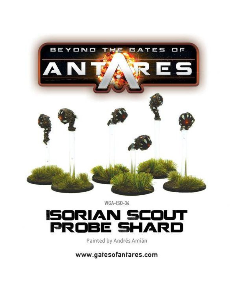 Warlord Games Isorian Scout Probe Shard