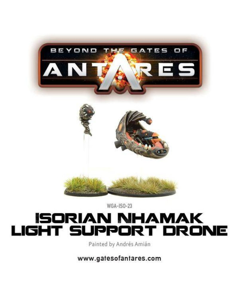 Warlord Games Isorian Nhamak light support drone