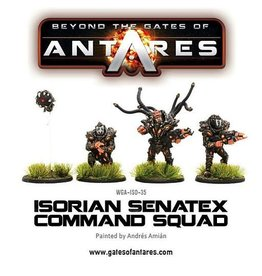 Warlord Games Senatex command squad