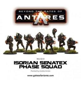 Warlord Games Isorian Senatax Phase Squad