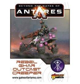 Warlord Games Ghar Outcast Rebel Creeper