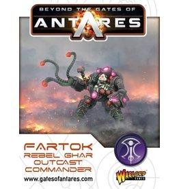 Warlord Games Fartok, Ghar Outcast Rebels Commander