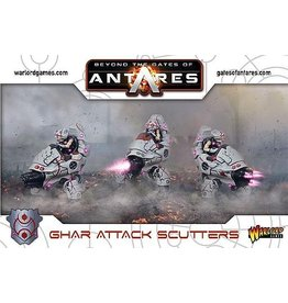 Warlord Games Ghar Attack Scutters (Unit of 3)
