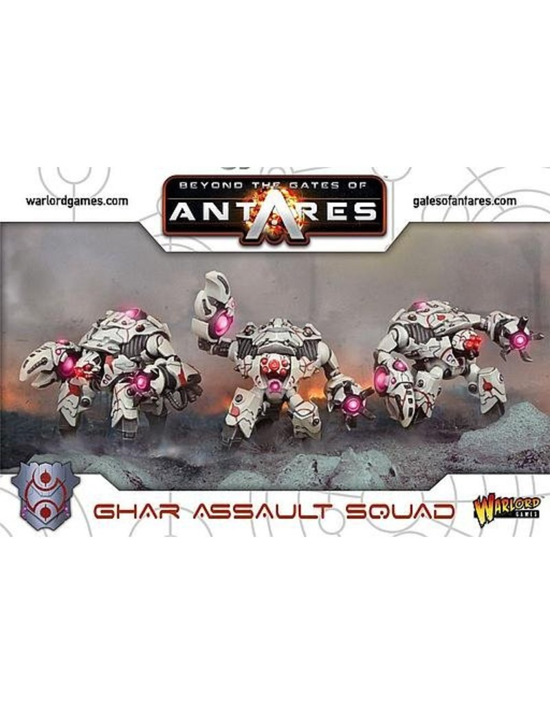 Warlord Games Ghar Assault Squad