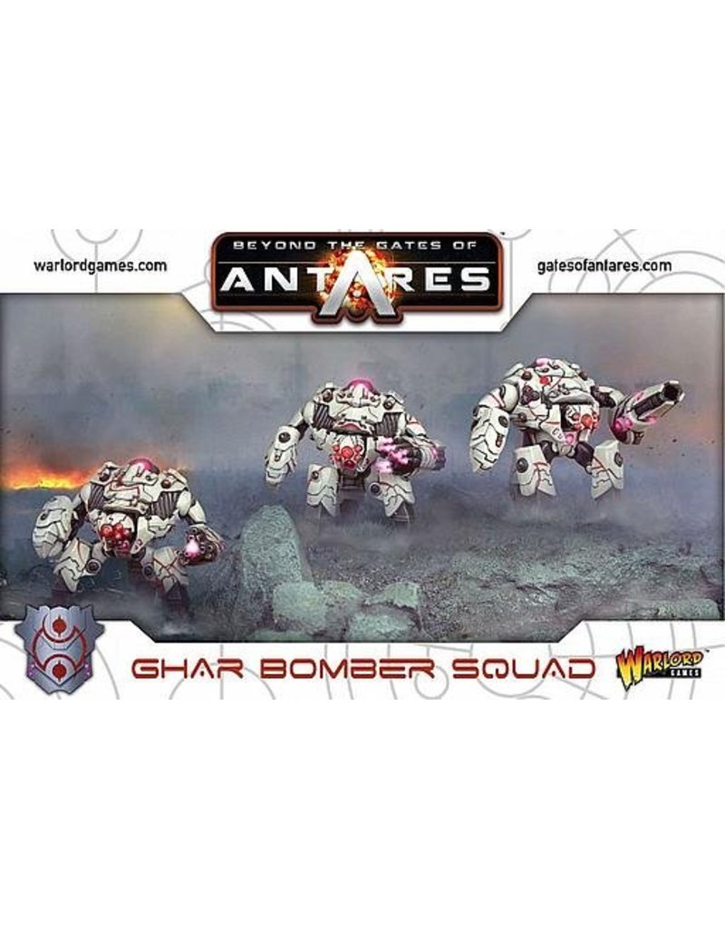 Warlord Games Ghar Bomber Squad