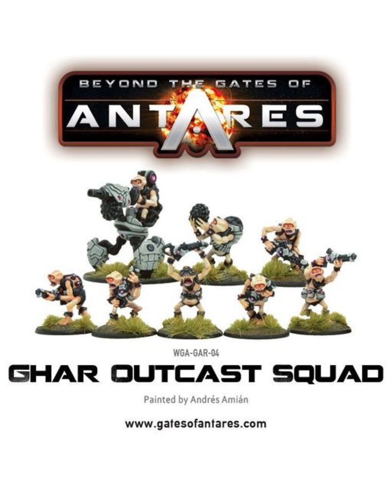 Warlord Games Ghar Outcast Squad