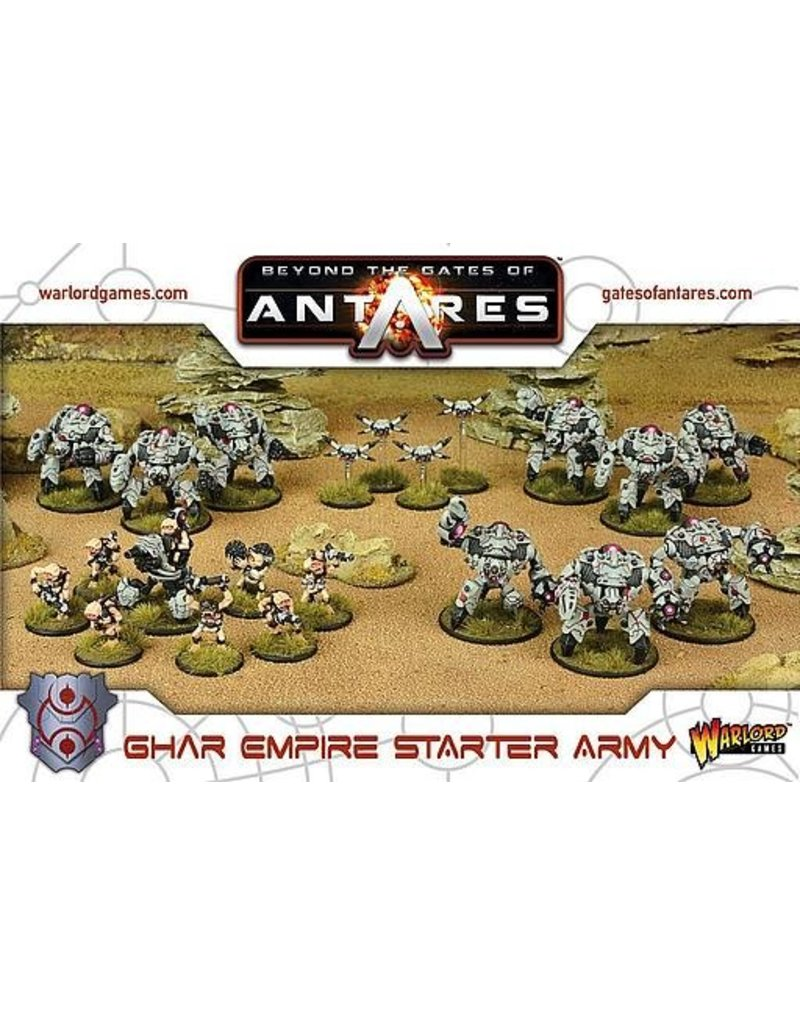 Warlord Games Ghar Starter Army