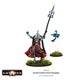 Warlord Games Freeborn NU Hu Renegade Female