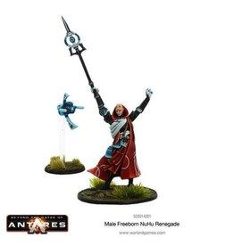 Warlord Games Freeborn NU Hu Renegade Male