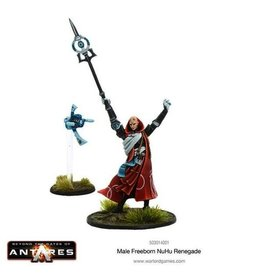 Warlord Games NU Hu Renegade Male