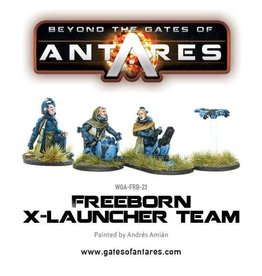 Warlord Games Freeborn X launcher Team