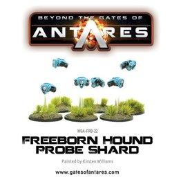 Warlord Games Freeborn Hound Probe Shard (6 Fig)