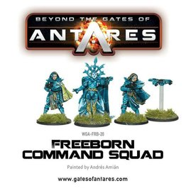 Warlord Games Freeborn Command Squad