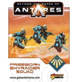 Warlord Games Freeborn Skyraider Squad