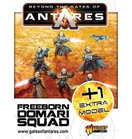 Warlord Games Freeborn Household Squad (Domari)
