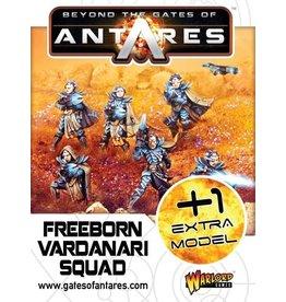 Warlord Games Freeborn Vardanari Squad