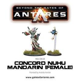 Warlord Games Nu-Hu Mandarin (Female)