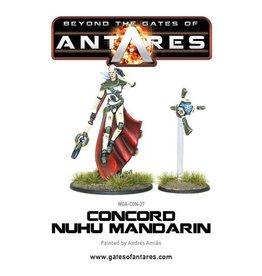 Warlord Games Nu-Hu Mandarin
