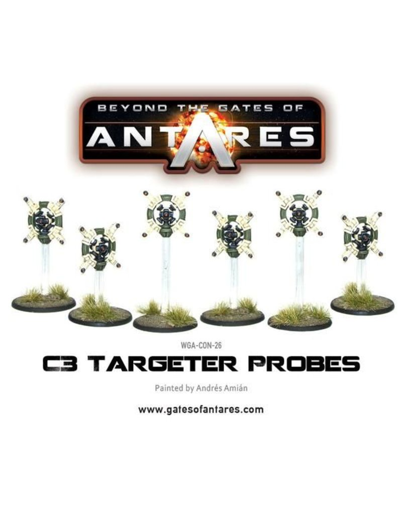 Warlord Games Concord Targeter Probes