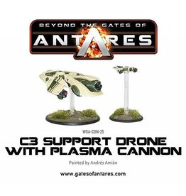 Warlord Games Concord Plasma Drone with Plasma Cannon
