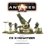Warlord Games Concord X-Howitzer