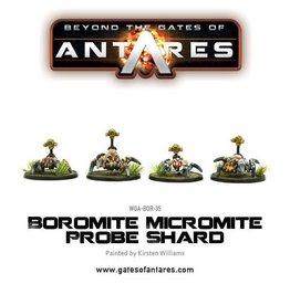 Warlord Games Micromite probe shard (4 Fig)