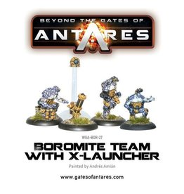 Warlord Games X-Launcher & Team