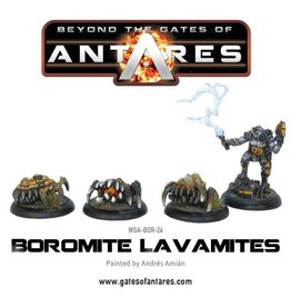 Warlord Games Lava Mites